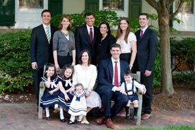 clayton christensen family