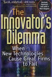 the innovator's dilemma clayton christensen