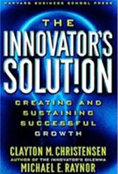 the innovators solution clayton christensen